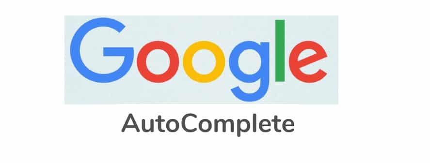 Google Autocomplete: A Google AutoSuggest Tool