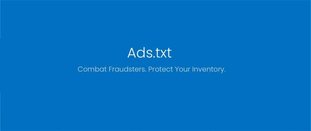 ads.txt file: A Tool for Digital Ad Inventory